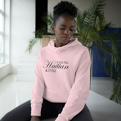 Young Haitian & fine Unisex hoodie