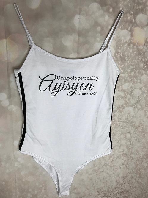 Unapologetically Ayisyen - Bodysuit