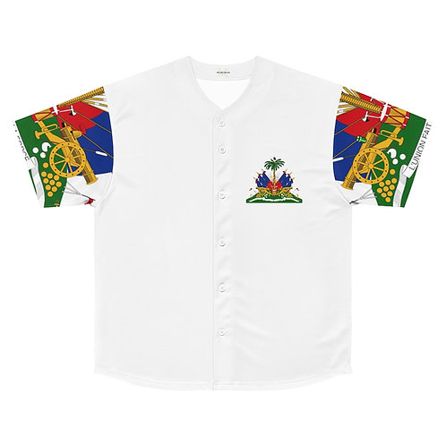 Coat of arms Men's Baseball Jersey