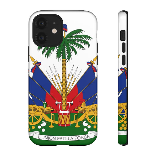 Tough Coat of arms IPhone Cases