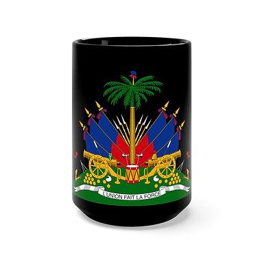 Coat of Arms - Black Mug