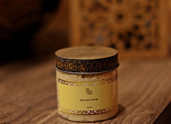 Shea Butter With Oud