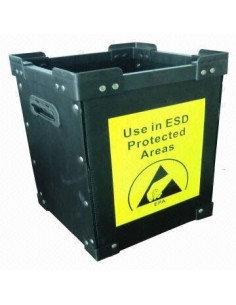 ESD CONDUCTIVE WASTE BIN(SP-412)