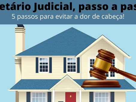 Inventário Judicial, passo a passo.