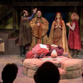 Macbeth crowned