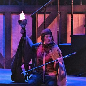 Fleance waits