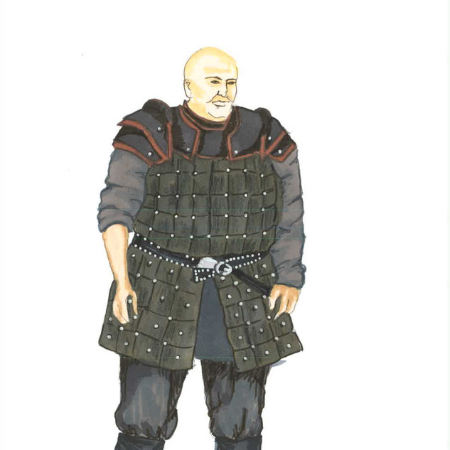Macbeth armor