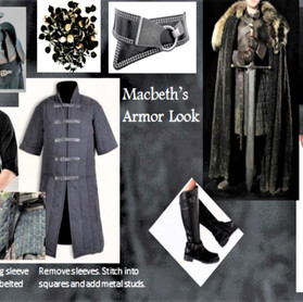 Macbeth research page