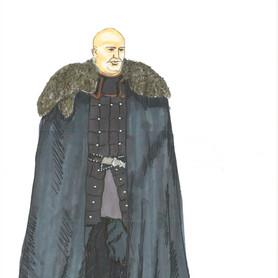 Macbeth cloak