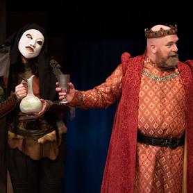 Macbeth's Coronation dinner