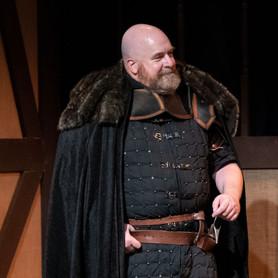 Victorious Macbeth