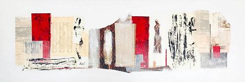 """"""" La Partition""""   150x50 cm"""