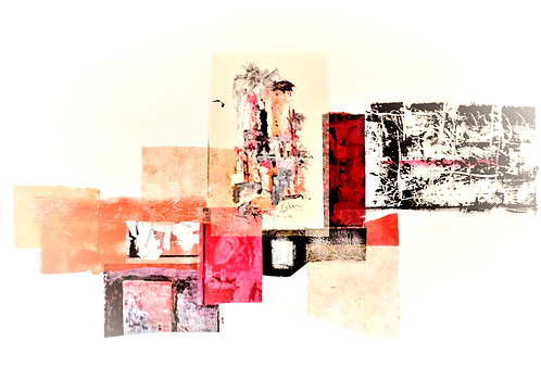 """"""" After""""  100x73 cm"""