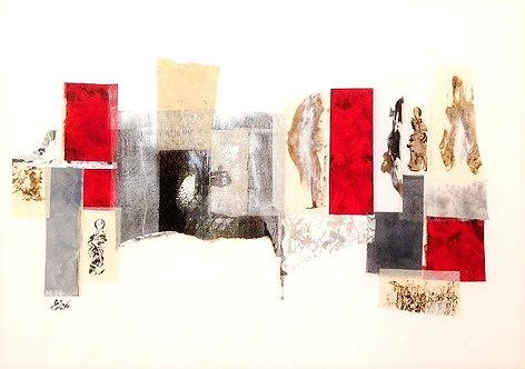 """""""passions communes"""" 116x80cm"""