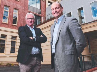 Start-up investor to market uni research