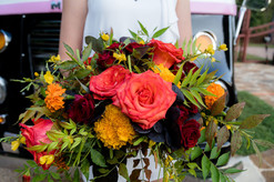 florist wedding flowers boho Dallas Texa