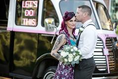 the metro dfw drive-thru wedding venue e