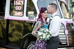Drive-Thru Wedding 11/29/20