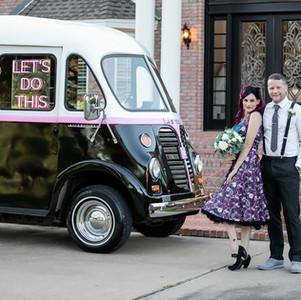 DFW Drive-Thru Wedding