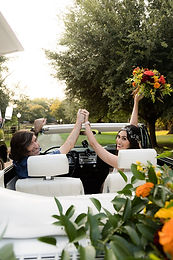 Drive-Thru Wedding 10/10/20