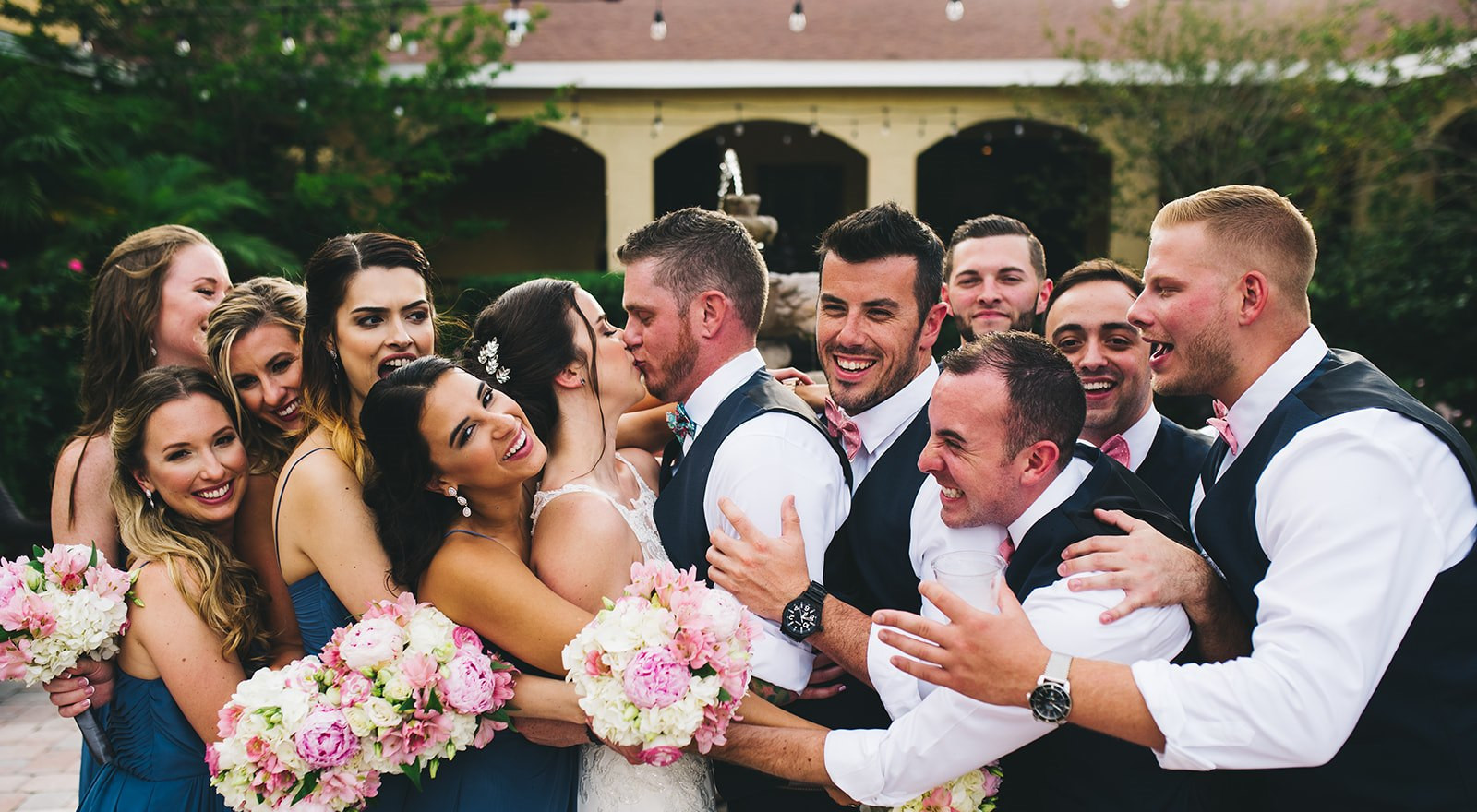 dallas wedding planning couple reception planner packages
