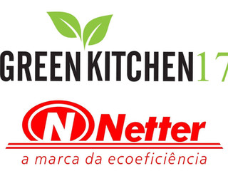 A Netter agora faz parte do Programa GREEN KITCHEN