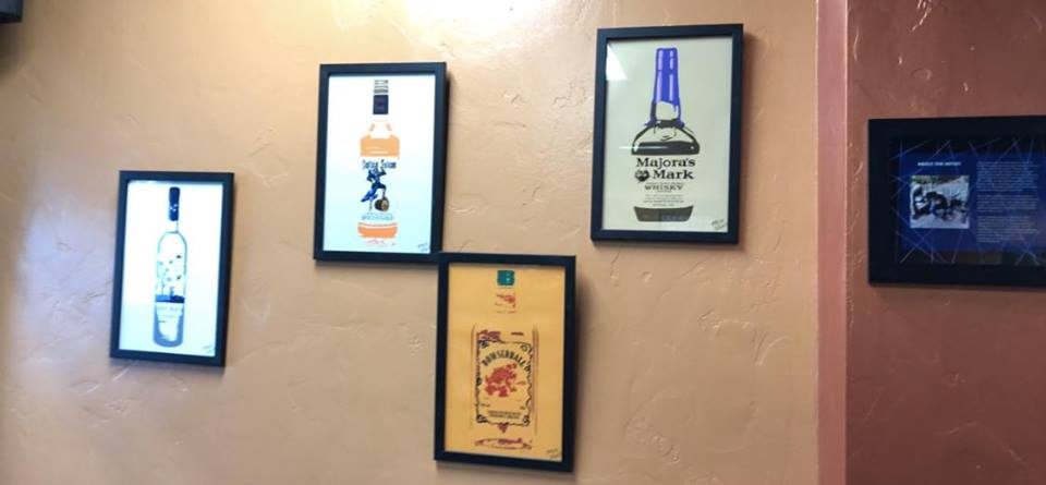 Nintendo Alcohol Series
