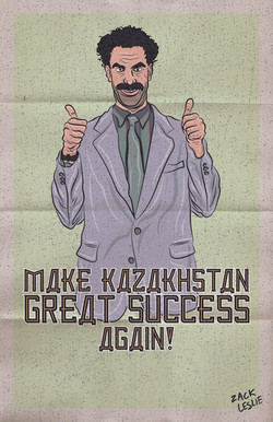 Make Kazakhstan Great Success Again!