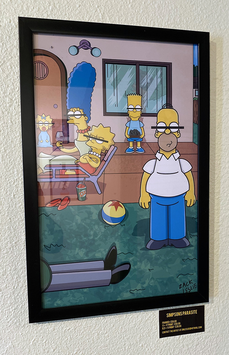 SIMPSONS PARASITE
