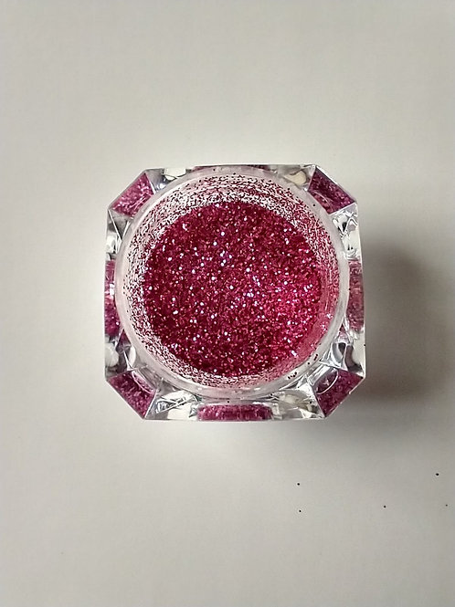 Petal Pink Glitter