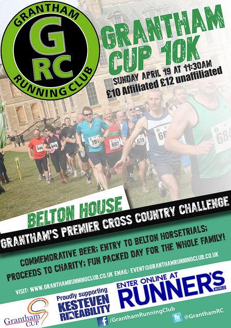 Grantham Cup flyer