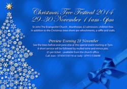 Christmas fate advert