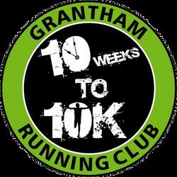 10 weeks to 10K logo