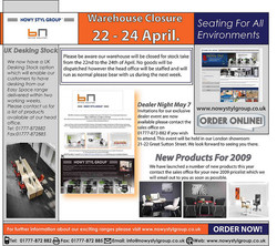 Electronic newsletter