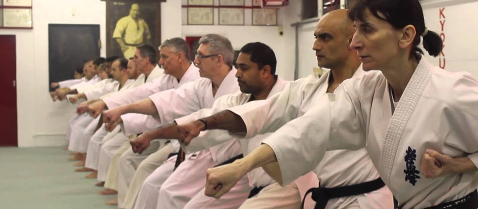 Returning to Karate after Recovering From COVID-19