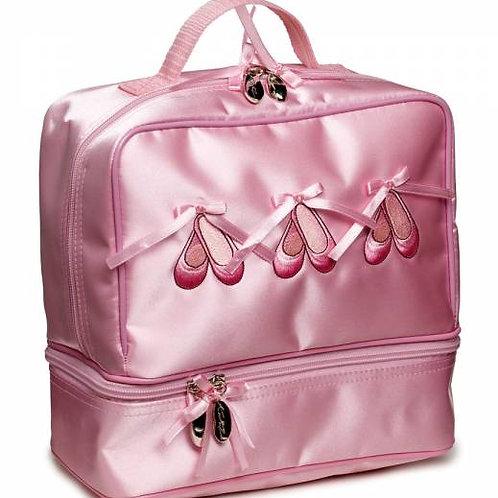 Pink Ballet Slipper Handbag