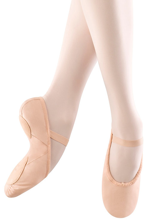 Bloch Split Sole Canvas Ballet Shoe