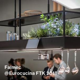 פאלמק מציגה בתערוכת EUROCUCINA 2018, איטליה