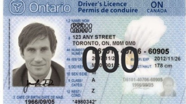 Buy Canadian Driving License