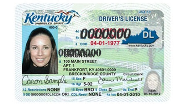 Buy United States Driving License