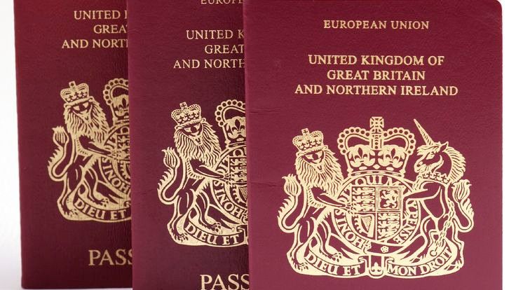 Buy United Kingdom Passport