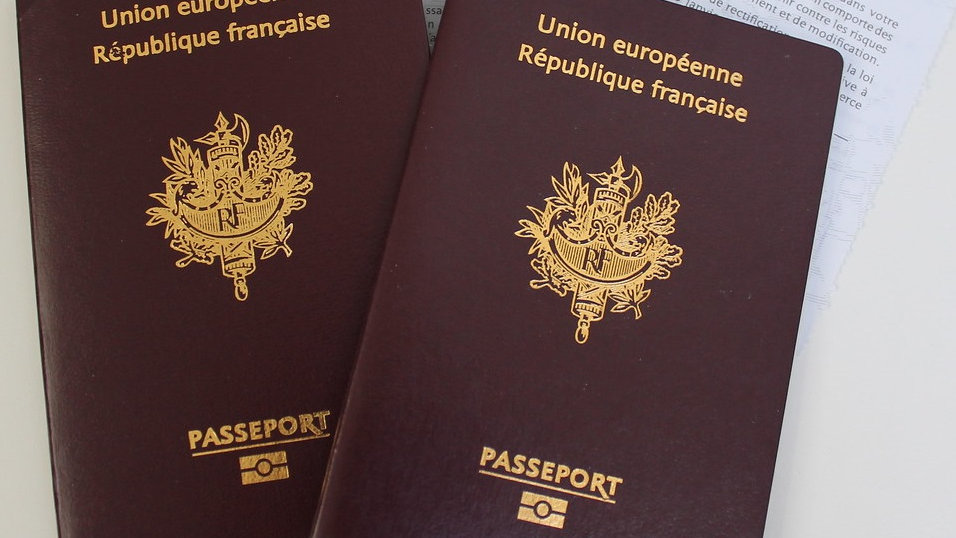 Buy France Passport