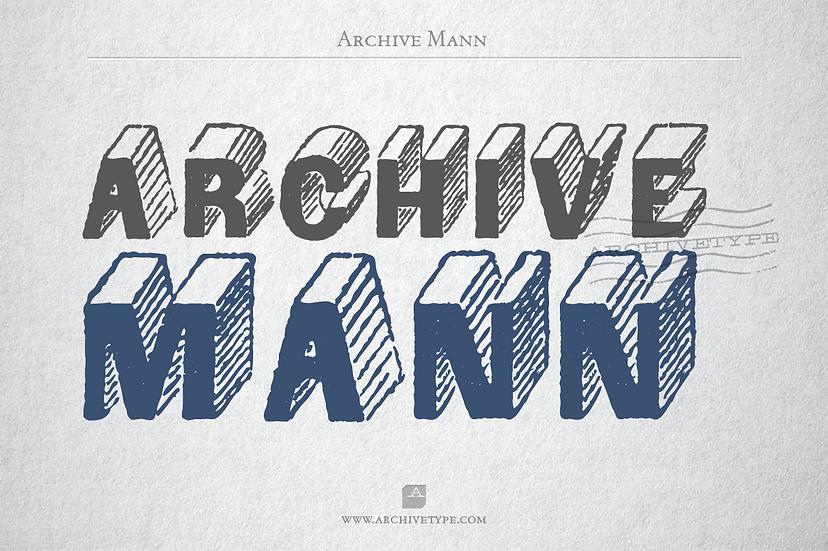 Archive Mann