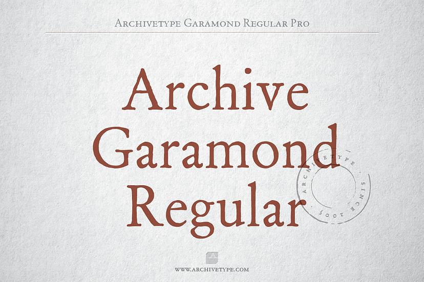 Archive Regular Pro