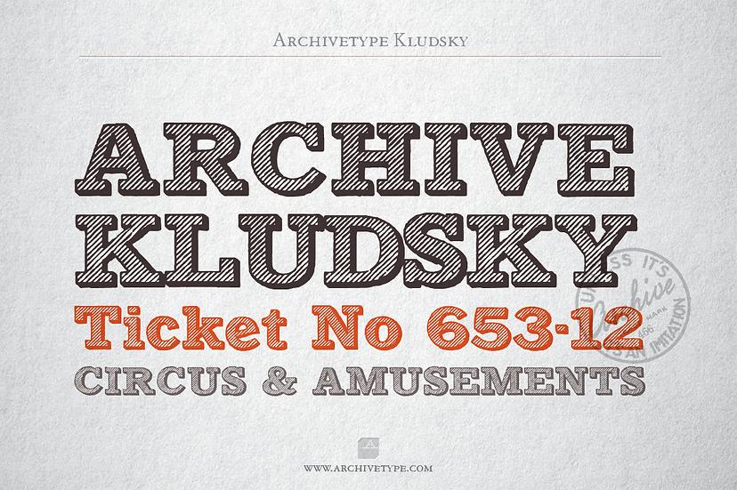 Archive Kludsky