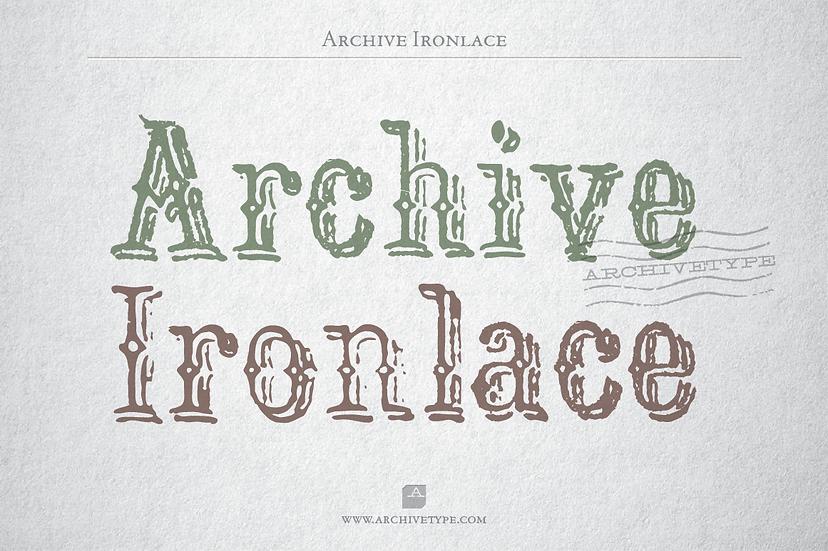 Archive Ironlace