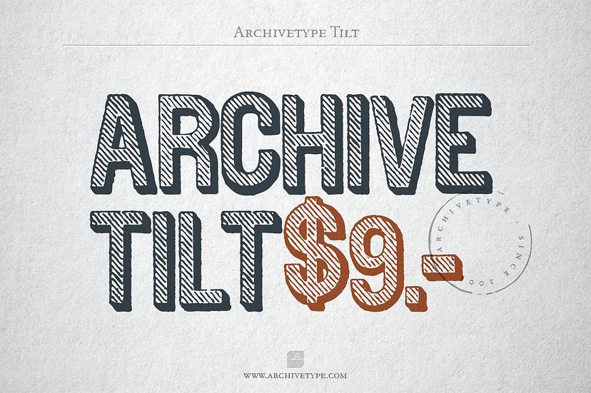 Archive Tilt
