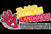 Logo Bündnis für Familien im Landkreis Ansbach