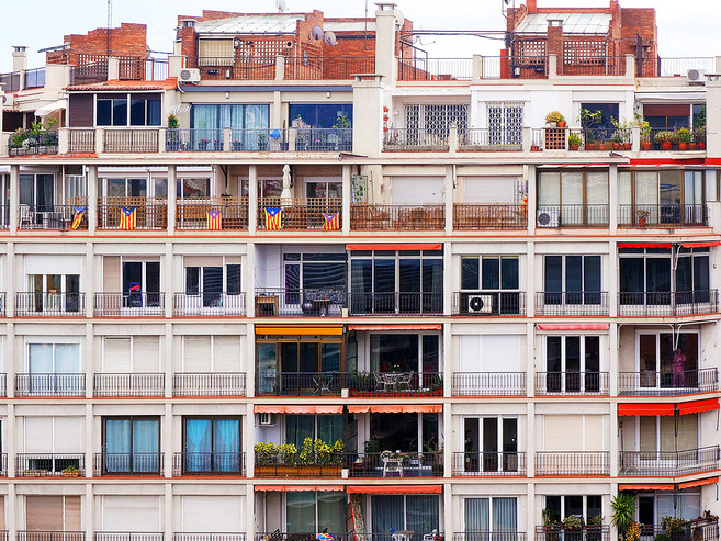 Wohnhaus Barcelona