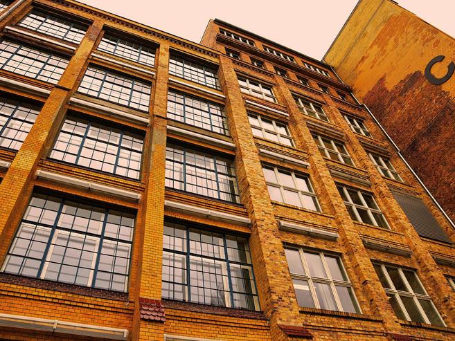 Fabrikgebäude Berlin-Oberschöneweide 01